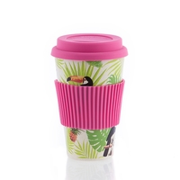 Tropical Bamboo Eco-Cup
