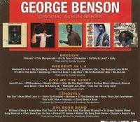 5 Albums in 1 - Original Album Series by George Benson