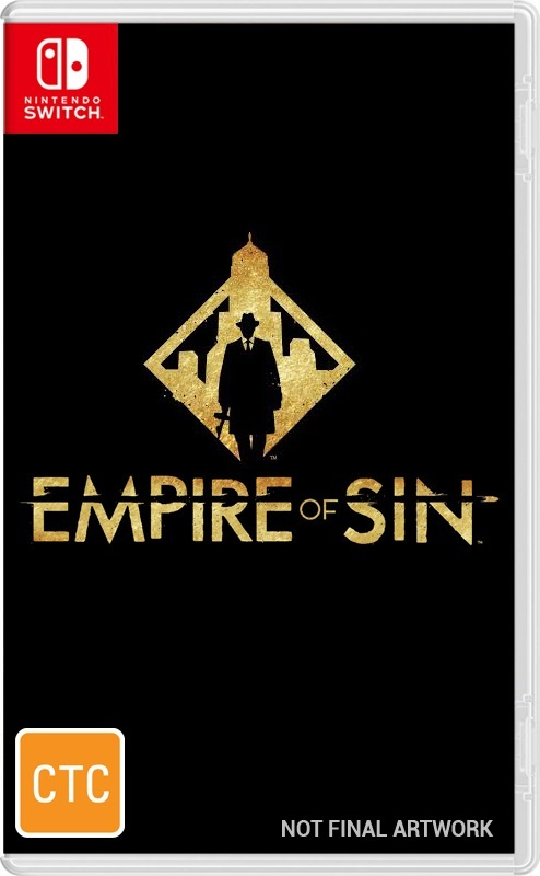 Empire of Sin for Switch image