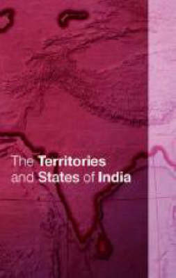 The Territories and States of India by Tara Boland-Crewe image