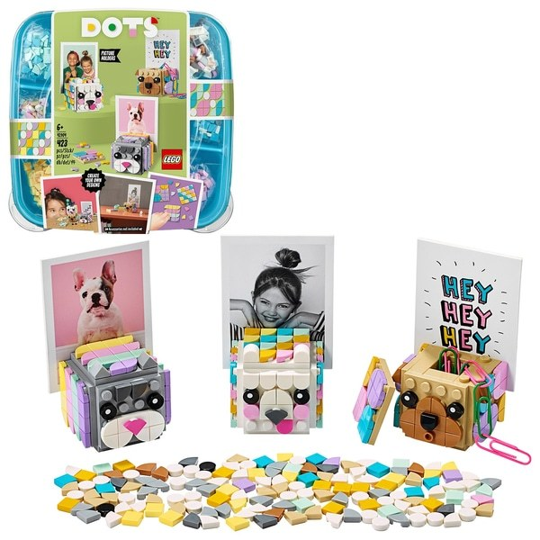 LEGO DOTS: Animal Picture Holders - (41904)