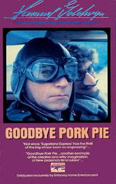 Goodbye Pork Pie on DVD