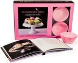 The Hummingbird Bakery Cupcake Kit (Book + Cases) by Tarek Malouf