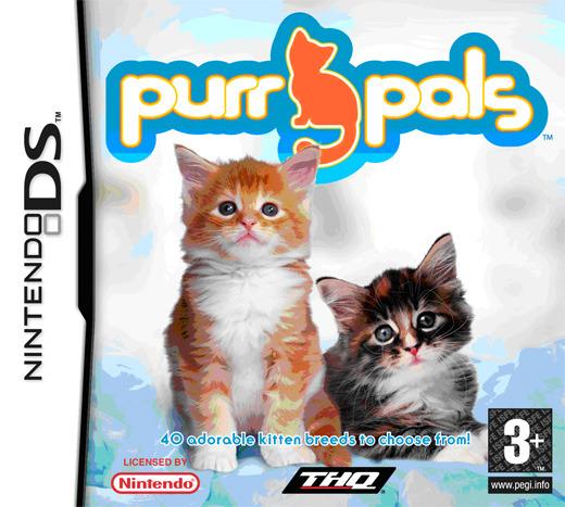 Purr Pals for Nintendo DS