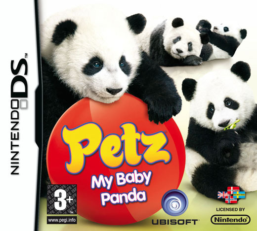 Petz: My Baby Panda for Nintendo Wii
