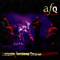 AFQ In Concert by Antonio Forcione