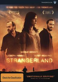 Strangerland on DVD
