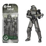"""Fallout - 6"""" Brotherhood Power Armour Legacy Action Figure"""