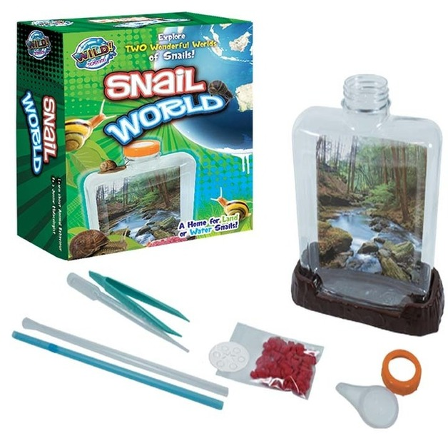 Wild Science - Snail World