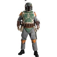 Star Wars: Boba Fett Supreme Costume (STD)