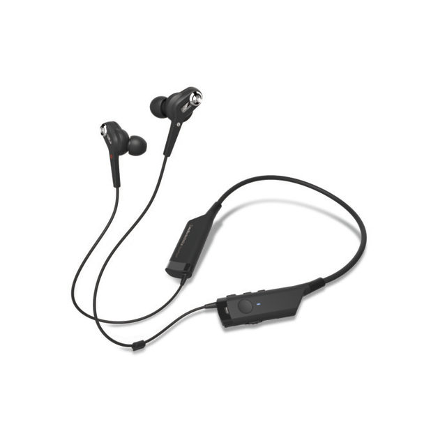 Audio-Technica ATH-ANC40BT Bluetooth In-Ear Noice Cancelling Headphones
