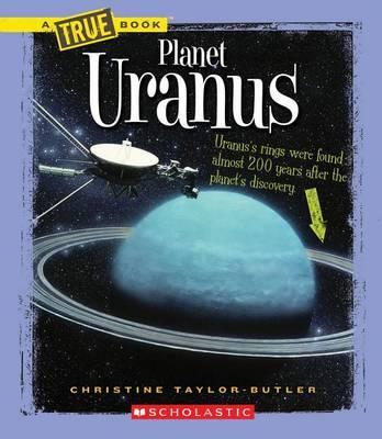 Planet Uranus by Christine Taylor-Butler