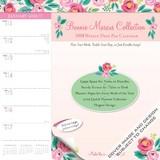 Bonnie Marcus 2018 Weekly Desk Calendar
