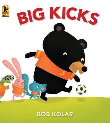 Big Kicks by Bob Kolar image