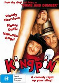 Kingpin on DVD image