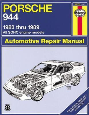 Porsche 944 (83 - 89) by Larry Warren