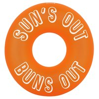 Sunnylife Pool Ring - Neon Orange