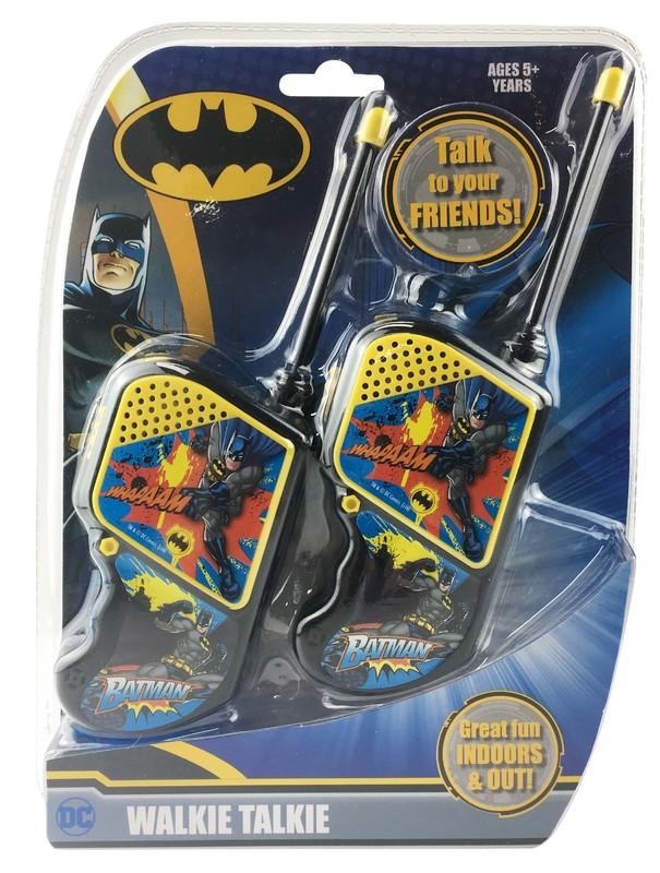 DC: Batman Walkie Talkie