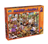 Holdson: 1000 Piece Puzzle - Master of Mania (Chef Mania) image