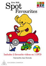 Spot Favourites (2 on 1) on DVD