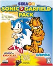 Sonic and Garfield Pack for PC Games