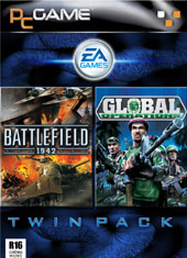 Battlefield 1942 + Global Ops Twin Pack for PC Games