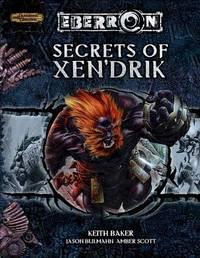 Secrets of Xen'drik by Keith Baker image
