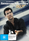Tomorrow Never Dies (2012 Version) on DVD