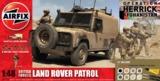 Airfix Land Rover Patrol Gift Set