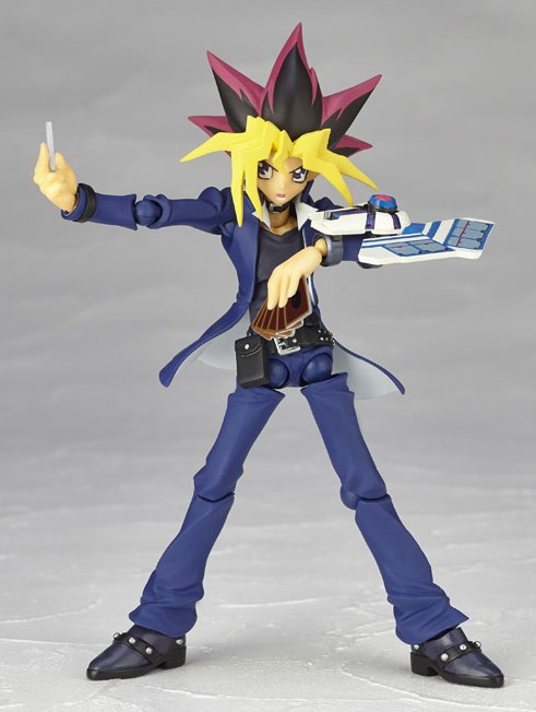 Yu-Gi-Oh: Vulcanlog Revo Yugi Muto Action Figure image