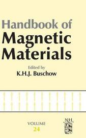 Handbook of Magnetic Materials: Volume 24