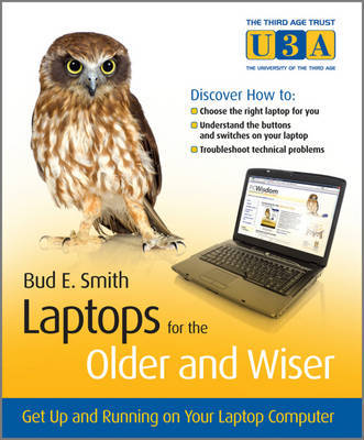 Laptops for the Older and Wiser by Bud E Smith image