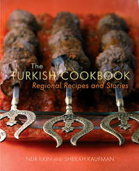 The Turkish Cookbook by Nur Ilkin image