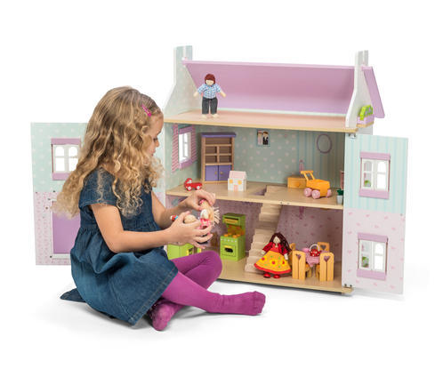 Le Toy Van: Lavender Doll House image