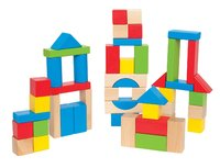 Hape: Maple Wood Blocks - 50pc Set image