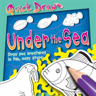 Quick Draw Under the Sea image