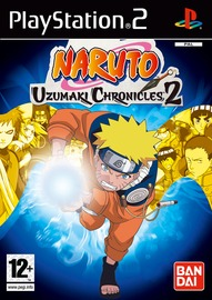 Naruto: Uzumaki Chronicles 2 for PS2