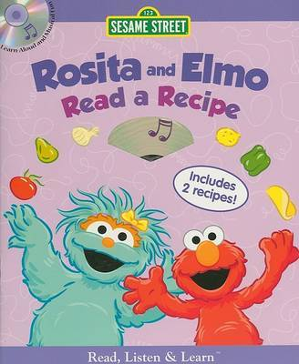 Rosita and Elmo Read a Recipe by Jodie Shepherd