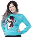 Sourpuss Snow Kewpie Sweater (Small)
