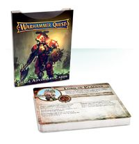 Warhammer Quest: Chaos Adversary Cards