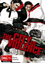 The City Of Violence on DVD
