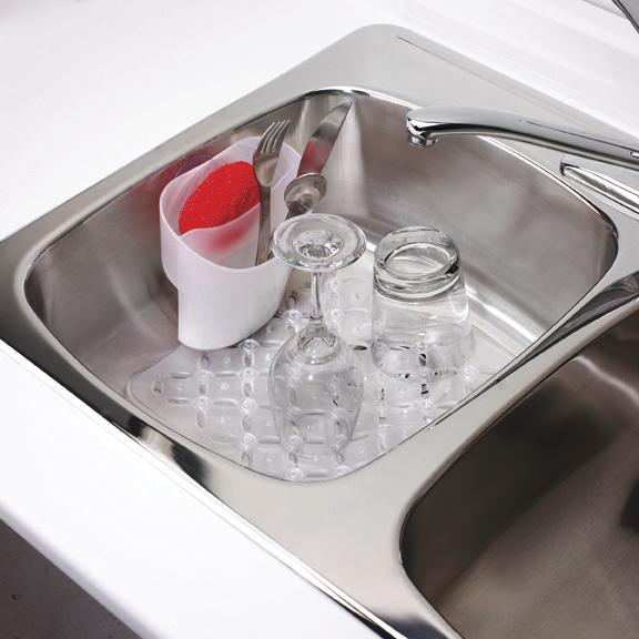 Umbra Sinkit Sink Liner - White