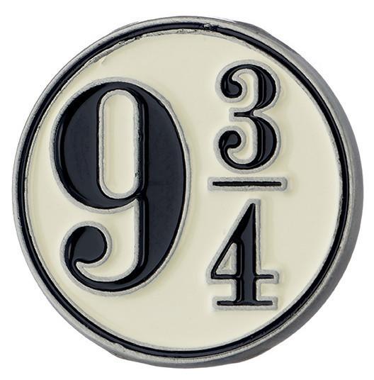 Harry Potter: Pin Badge Platform 9 3/4 image