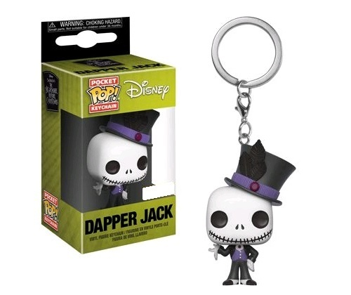 NBX: Jack Dapper - Pocket Pop! Keychain