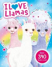 I Love Llamas! Activity Book by Emily Stead