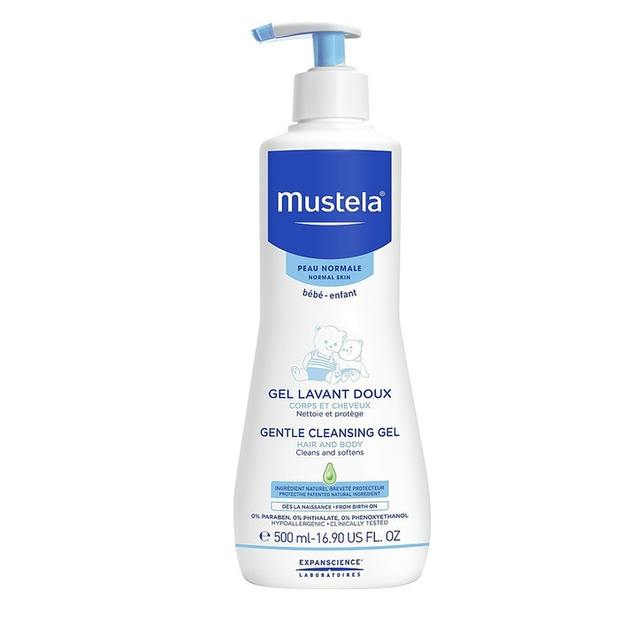 Mustela Gentle Cleansing Gel (500ml)