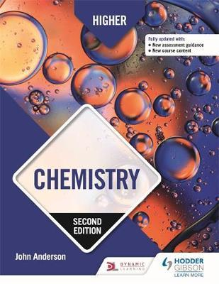 Higher Chemistry: Second Edition by John Anderson image