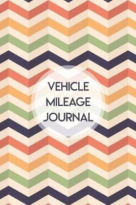 Vehicle Mileage Journal by Charles M Robinson image