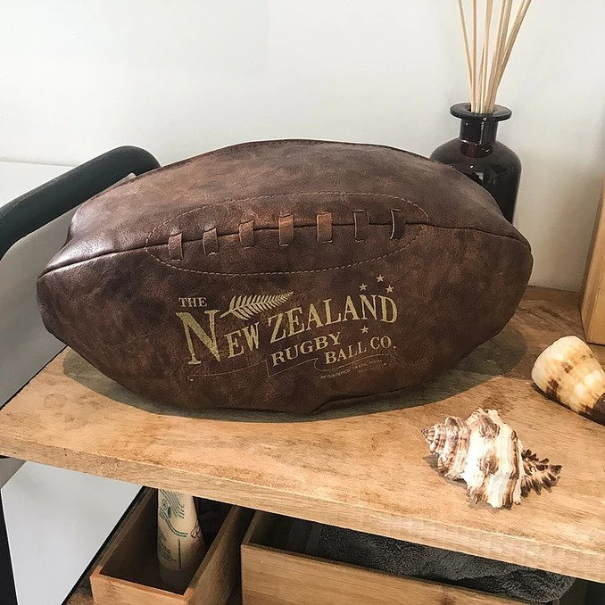 Moana Road Rugby Ball Toiletry Bag image