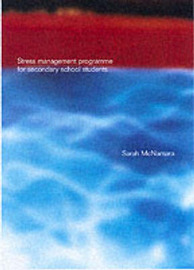 Stress Management Programme For Secondary School Students by Sarah McNamara image